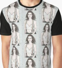 She-Wolf : Adelaide Kane Graphic T-Shirt