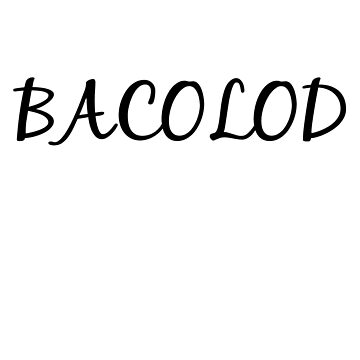 Bacolod by phys