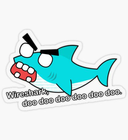 angry zombie wireshark Transparent Sticker