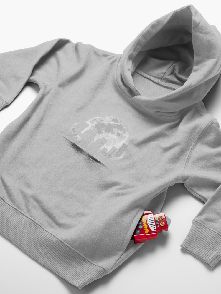 Alternate view of GoodNight Toddler Pullover Hoodie