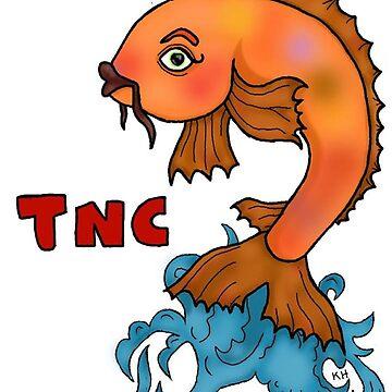 TNC- Carp by katrinahajowyj