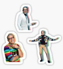 Jeff Set! Sticker