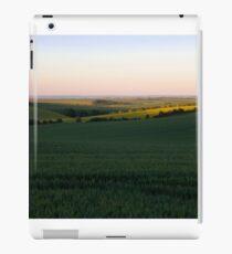 North Wessex Downs iPad Case/Skin