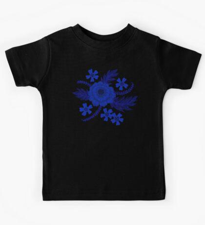 Blue Peony Kids Clothes