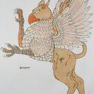 Gryphonn by Phoenix by PhoenixArt