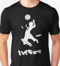 Haikyuu!! Hinata spike Unisex T-Shirt