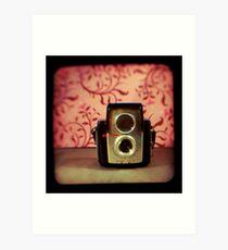 Kodak Brownie Starflex Art Print