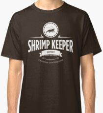 Shrimp Keeper - Expert Classic T-Shirt