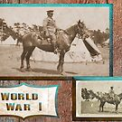 Light Horseman  WW1 by judygal