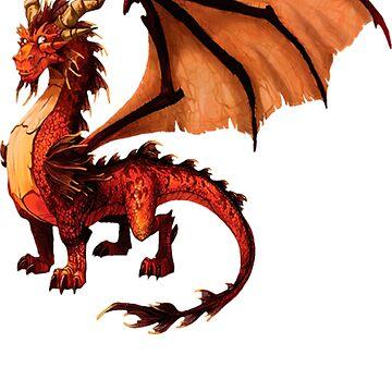 Dragoon by carlosmendoza