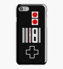 SNES Controller iPhone Case/Skin