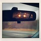 rearview mirror by roisinbyrne