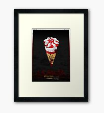 Cornetto Trilogy: Shaun of the Dead Framed Print