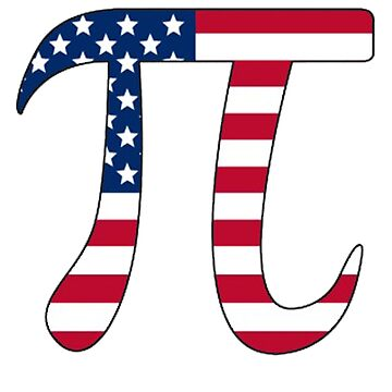 American Pi Day by iwaygifts