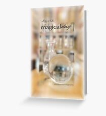 Magical Day Card 02 © VFPCards Greeting Card