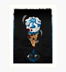 Cornetto Trilogy: Hot Fuzz Art Print