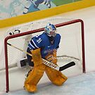 Goal keeper Finland by Laoghaire