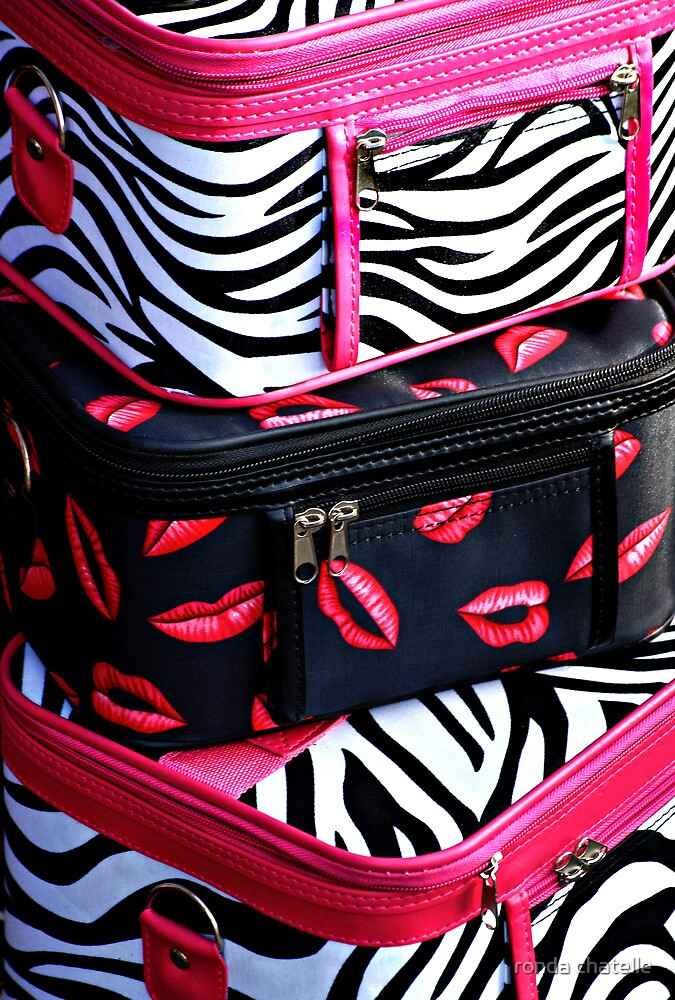 Lips & Leather by ronda chatelle