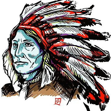 colorful native american indian design by fer3407xzhtvz8