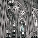 Bristol Cathedral by funkybunch