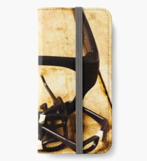 A nerdy spectacle iPhone Wallet/Case/Skin