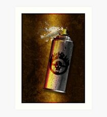 Mad Max: Shiny and Chrome Art Print