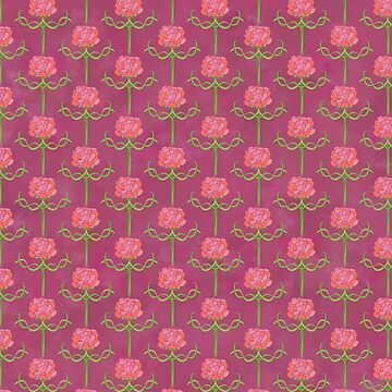 Spring Roses Pattern ~ LOVED UP VAR by DanielBevis