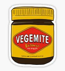 Vegemite - Aussie Icons Sticker