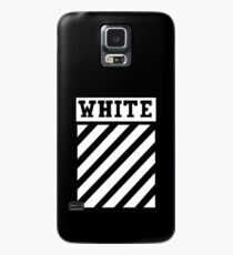 Black by Off-White Case/Skin for Samsung Galaxy
