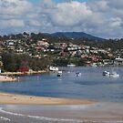 Merimbula NSW by Dusker