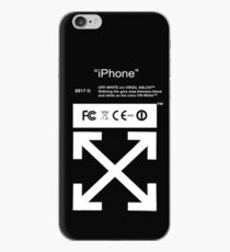Off-White IPhone Case iPhone Case