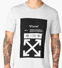 Off-White IPhone Case Men's Premium T-Shirt