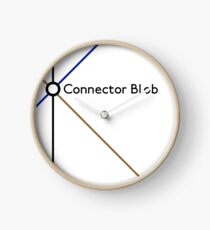 Connector Blob Clock