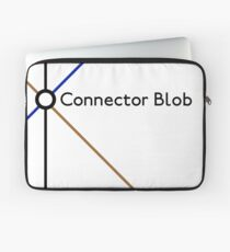 Connector Blob Laptop Sleeve