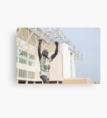 Billy Bremner - Leeds United Canvas Print