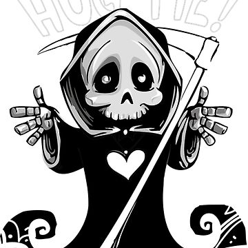 Grim reaper with heart by Scirocko