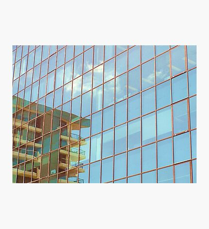 Southport building reflection #2 Photographic Print