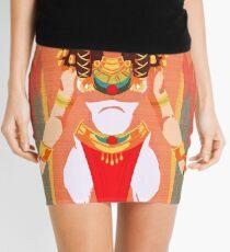 Goddess Isis Mini Skirt