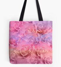Soft Roses Art Work 2 Tote Bag