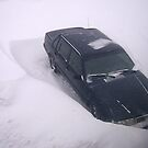 Winter-Volvo-1 by Duck-Flower