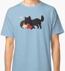 Alpha Kisses Classic T-Shirt