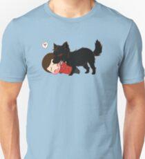 Alpha Kisses Unisex T-Shirt