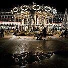 Brillante recuerdo de la navidad by Juan Moreno