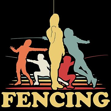 Fencing weapon by GeschenkIdee
