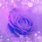 Soft Creative Rose Art Work by hurmerinta