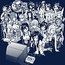 Rpg night  by coinbox tees