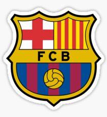 Pegatina Barcelona FC