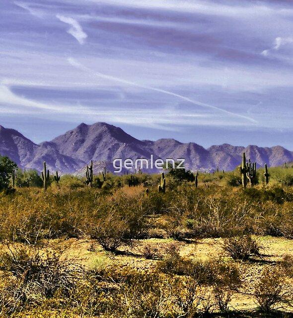 Purple Mountains Majesty by gemlenz