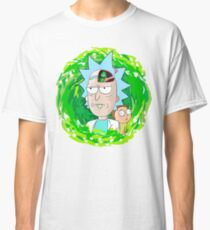 Rick and Morthy  Classic T-Shirt