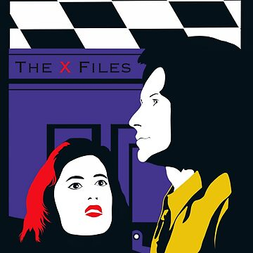 The X files Dana Scully and Fox Mulder investigation s by MimieTrouvetou